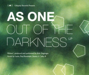 Covermotiv - out of the darkness