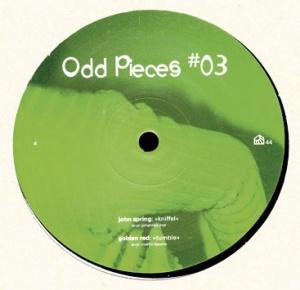 Covermotiv - Odd Pieces #03