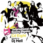 Covermotiv - Various - International DeeJay Gigolos CD Eight