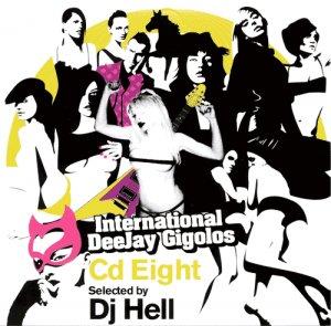 Covermotiv - International DeeJay Gigolos CD Eight
