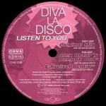 Covermotiv - Diva La Disco - Listen To You