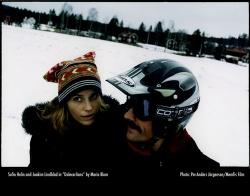 Mia (Sofia Helin) und Jan-Olof (Joakim Lindblad) © Memfis Film - Zurück nach Dalarna!