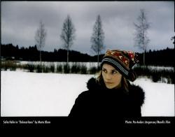 Mia (Sofia Helin) © Memfis Film - Zurück nach Dalarna!