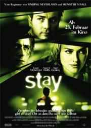 Filmplakat - STAY