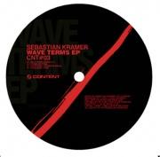 Covermotiv - Sebastian Kramer - Wave Terms EP