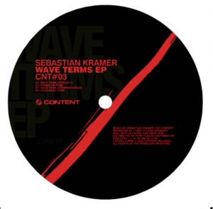 Covermotiv - Wave Terms EP