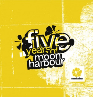 Covermotiv - FIVE years of Moon Harbour