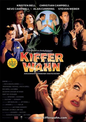 Titelmotiv - Kifferwahn