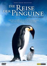 Titelmotiv - Die Reise der Pinguine