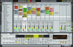 Session - Ableton Live 6
