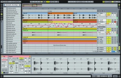 Arrangement - Ableton Live 6