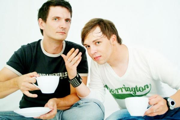 Titelmotiv - Breakfastklub aka Janosh & Nick D-Lite
