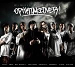 Covermotiv - Kool Savas & Optik Records - Optik Takeover