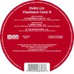 Covermotiv - Sven UK - Flashback Clock 9