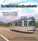 Covermotiv - Julia Lautner - Schienenersatzverkehr