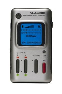 M-Audio Micro Track
