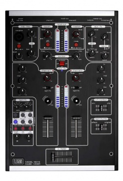 Soundcraft UREI 1601 E