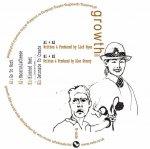 Covermotiv - Lief Ryan & Al Tourettes - No Dead Flowers