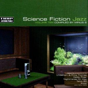 Covermotiv - Science Fiction Jazz Vol.10