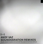Covermotiv - Andy Vaz - SoundVariation 10.10 Remixes