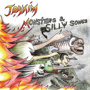 Covermotiv - Monsters & Silly Songs