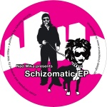 Covermotiv - Näd Mika - Schizomatic EP