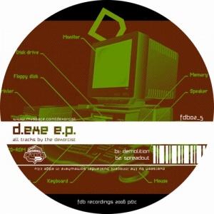 Covermotiv - D.exe EP