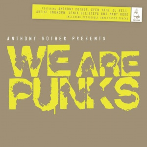 Covermotiv - We Are Punks