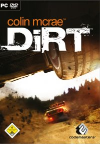 Titelmotiv - Colin McRae: DIRT