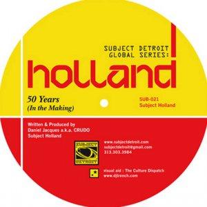 Covermotiv - Subject Holland