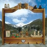 Covermotiv - Glacier - Rocky Mountains EP