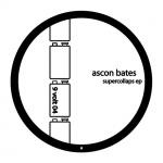 Covermotiv - Ascon Bates - Supercollaps EP