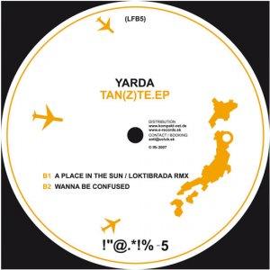 Covermotiv - Tan(z)te.EP