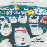 Covermotiv - Various - Monza-Club Ibiza 2 - mixed & compiled by Damian Lazarus & DJ T.