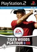 Packshot - Tiger Woods PGA Tour 08