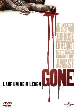 Titelmotiv - Gone - Lauf um dein Leben