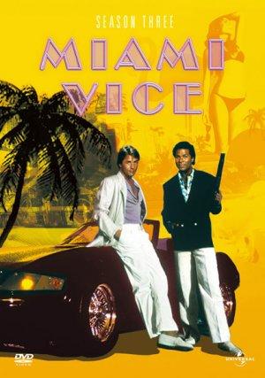 Titelmotiv - Miami Vice - Season 3