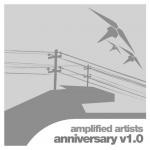 Covermotiv - Amplified Artists - Anniversary V1.0