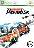 Packshot - Burnout Paradise