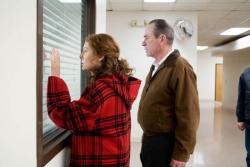 Joan (Susan Sarandon) und Hank Deerfield (Tommy Lee Jones) - Im Tal von Elah (Originaltitel: In the Valley of Elah)