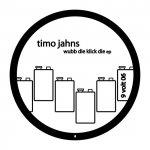 Covermotiv - Timo Jahns - Wubb die klick die EP