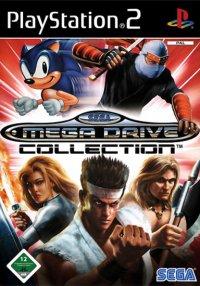 Titelmotiv - Sega Mega Drive Collection