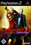 Packshot - Devil May Cry 3 - Special Edition