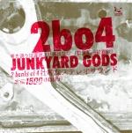 Covermotiv - Two Banks Of Four - Junkyard Gods