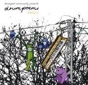Covermotiv - Various - Drumpoems Verse 1