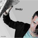 Covermotiv - Shonky - Time Zero