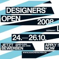 Designers Open 2008 - Bewerbungsstart