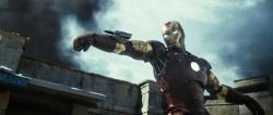 Iron Man in Action - Iron Man