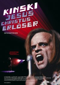 Titelmotiv - Kinski - Jesus Christus Erlöser