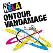 Covermotiv - Killa Kela - OnTour VanDamage